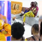 Erica reacts as housemates in Sierra Leone insist she was too 'possessive' in Big Brother's house (Video)