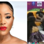 Give me, I'm the trash – Lady tells Erica after she asked for wastebin to dispose trash in Sierra Leone (Video)