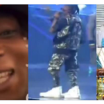 Bbnaija winner Laycon dragged by  Bella Shmurda and PocoLee  over his oversized shoe (Video)